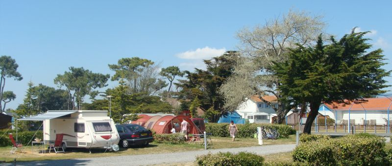 camping bel air pornichet emplacement
