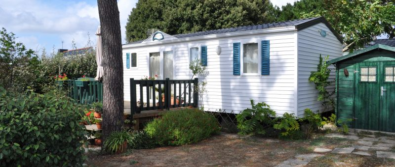 camping bel air pornichet location mobil-home 3 chambres economique