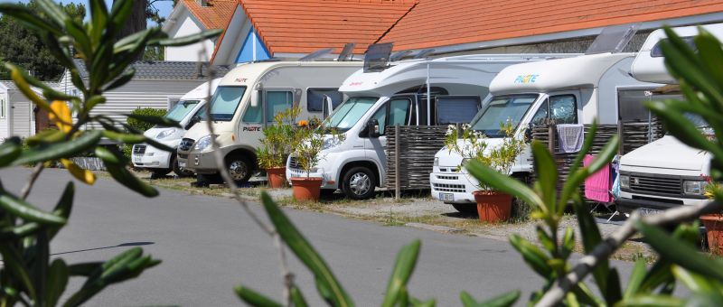location hebergements Camping Bel Air Pornichet
