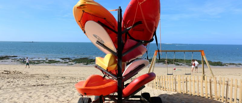 Club Bel Air Plage Locations Kayak Paddle
